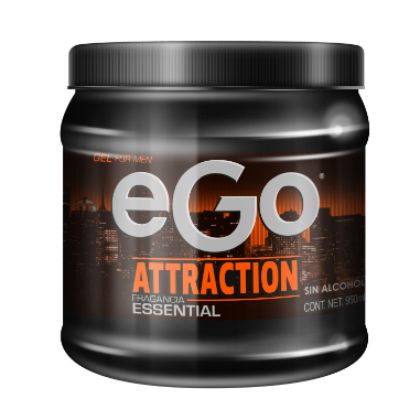 eGo gel for men Attraction 950ml