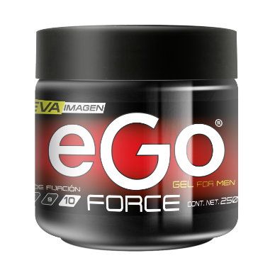 eGo gel for men Force 250ml