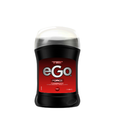 eGo Desodoran force en barra 45g