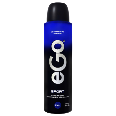 eGo body spray sport aerosol 150ml