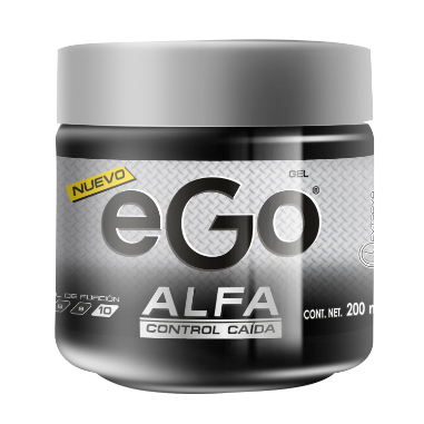 eGo gel for men Control Caída